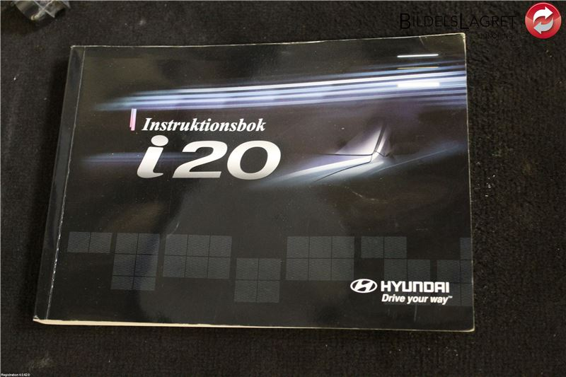 till HYUNDAI i20 2009-2014 LI BIL (0)