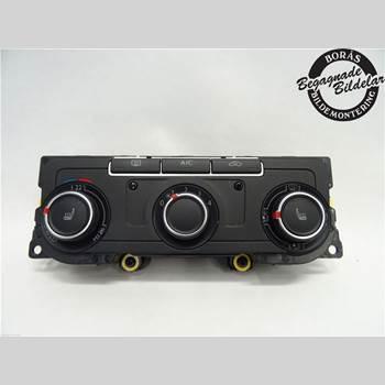 AC Styrenhet AC Manöverenhet VW TRANSP/Caravelle 16- Vw Transp-caravelle 2,0 TDI 2018 7E0907047AC