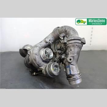 Turboaggregat MB C-KLASS (W205) 14- Mb C-klass (w205)  14- 2015 A 651 090 15 86