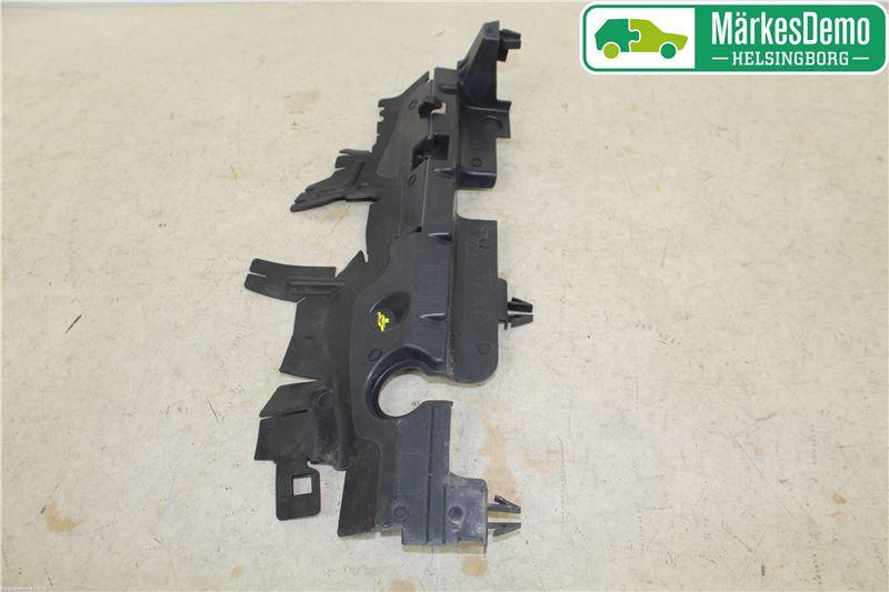 Deflektor/Luftintag Plåt / Plast till PEUGEOT 508 2011-2018 J 9676380080 (0)