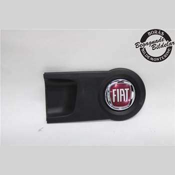 LIST BAK/BAKLUCKA FIAT DOBLO CARGO Fiat Doblo Cargo 1,3D 2014 735659499