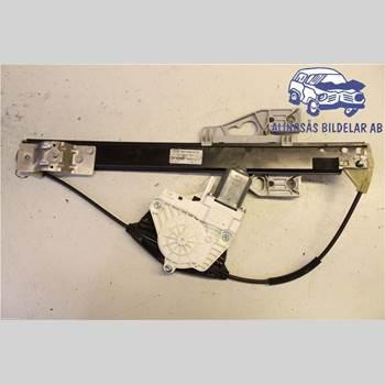 Fönsterhiss Elektrisk Komplett AUDI A4 12-15 AUDI            B8 A4 AVANT 2013 8K0839461A