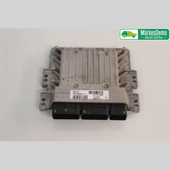 Styrenhet Ins.Pump Diesel RENAULT MEGANE III 09-15 Renault Megane Iii 09-15 2011 237101495R