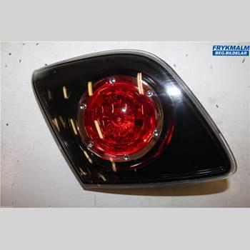 MAZDA 3 I 07-08 Mazda 3 I   07-08 2008 BP4N513G0C