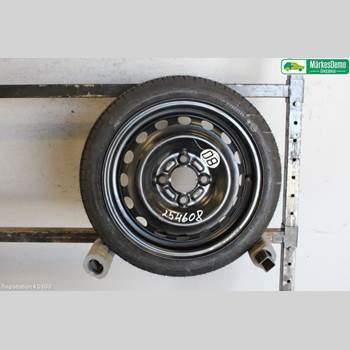 Reservhjul Minityp NISSAN MICRA 11-16 1,2 I. NISSAN MICRA 2013 FALKEN