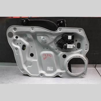 Fönsterhiss Elektrisk Komplett VW CADDY      04-10 1.6i Skåp 102HK 2004