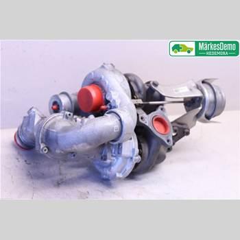 Turboaggregat MB C-KLASS (W205) 14- Mb C-klass (w205)  14- 2015 A6510901186