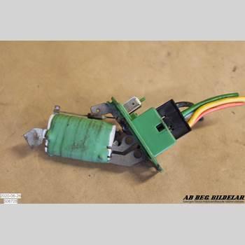 Värmefläktsmotstånd SAAB 900      94-98 SAAB 900 2,0I DX55J 1996