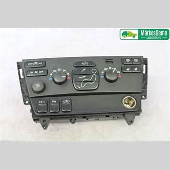 AC Styrenhet AC Manöverenhet Volvo V70      05-08 V70 (II) 2005 30782694