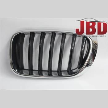 BMW X3 F25 10-17  2014 51117338571