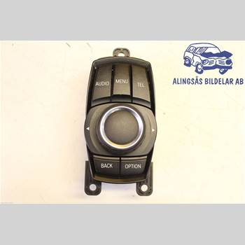 BMW 3 F30/F31/F80 2012-2019 BMW 3-SERIE SEDAN 4D 2013 65829261704