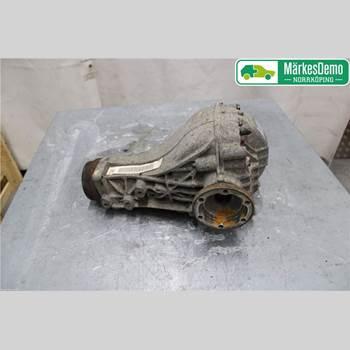 BAKVÄXEL/DIFF. AUDI A4/S4 08-11 Audi A4-S4      08-11 2008 0BC500044C