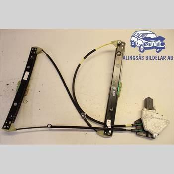 Fönsterhiss Elektrisk Komplett AUDI A1/S1 11-18 AUDI A1 KOMBI-SEDAN 3D 2011 8X3837462