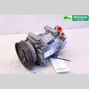 AC Kompressor NISSAN QASHQAI 10-14 NISSAN QASHQAI 1.5 DCI GLASTAK KOMBI 5D 2011 926009865R
