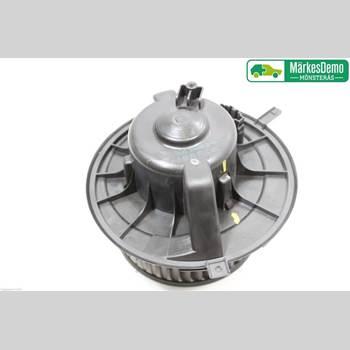 Värmefläkt VW SCIROCCO 09-17 VW SCIROCCO KOMBI-SEDAN 3D 2010 1K1 819 015 E