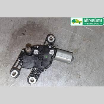 Torkarmotor Baklucka SKODA RAPID Skoda Rapid 2015 5F4955711A
