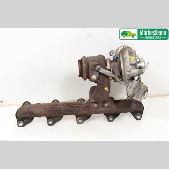 Turboaggregat CITROEN BERLINGO 2008-2018 CITROEN BERLINGO HDI L1H1 SKÅP 2+1+2D 2011 0375 Q2