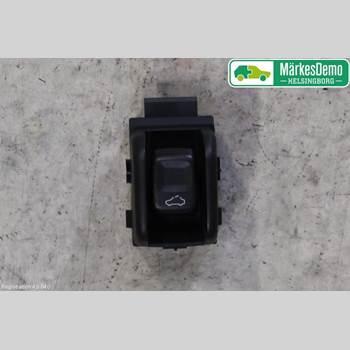 Strömställare Taklucka Volvo XC60 14- VOLVO D + XC60 XC60 2015 31334507