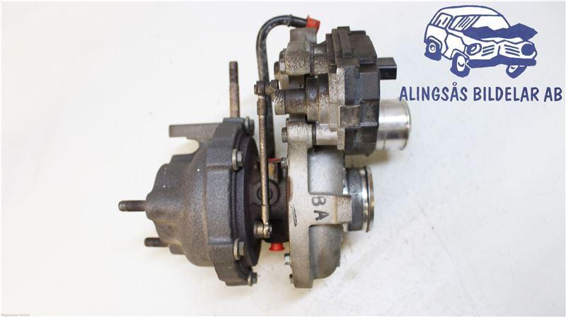 Turboaggregat - Diesel, Garrett image