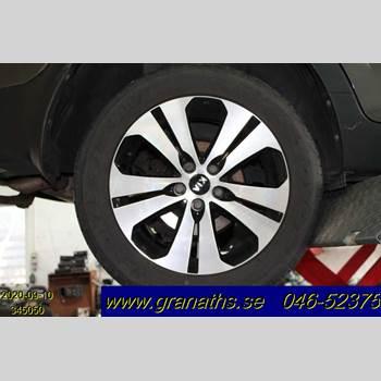 Aluminiumfälg KIA SPORTAGE 11-15 KIA SPORTAGE 2,0 CRDI EX SL 2012