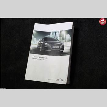 AUDI A5 07-16 AUDI B8 RS5 COUPE 2015 BIL