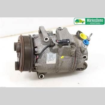 AC Kompressor NISSAN QASHQAI 10-14 NISSAN QASHQAI 1.6 GLASTAK KOMBI 5D 2011 92610BR21A