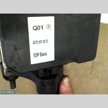 ABS Hydraulaggregat MB E-KLASS (W212) 09-16  2009 0265236239