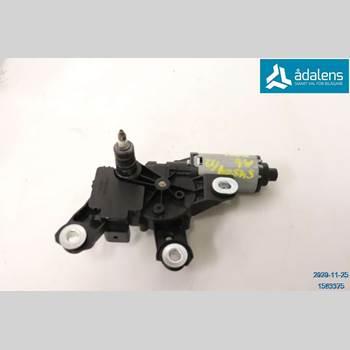 Torkarmotor Baklucka AUDI A6/S6 12-18 AUDI            4G A6 AVANT 2012 8U0955711A