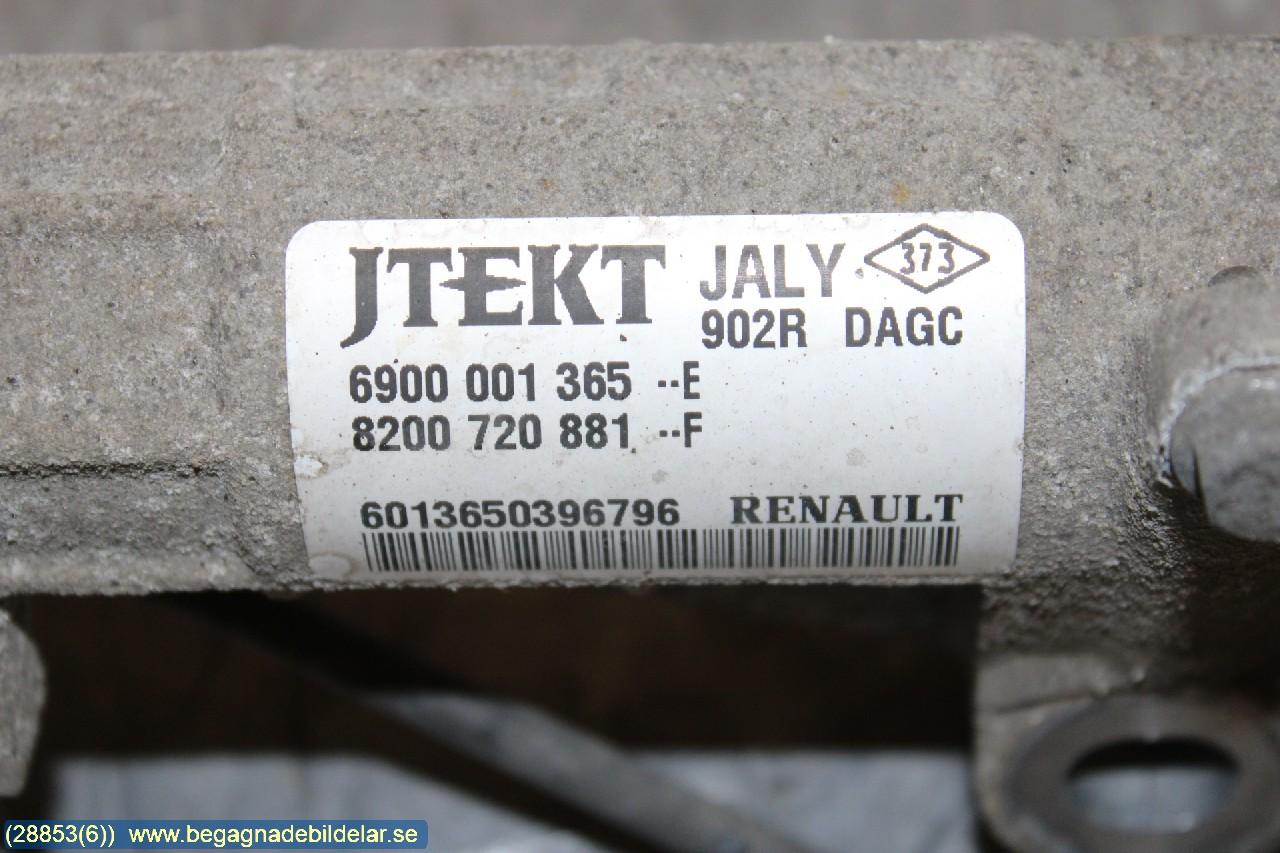 Styrväxel/snäcka hydraulisk image