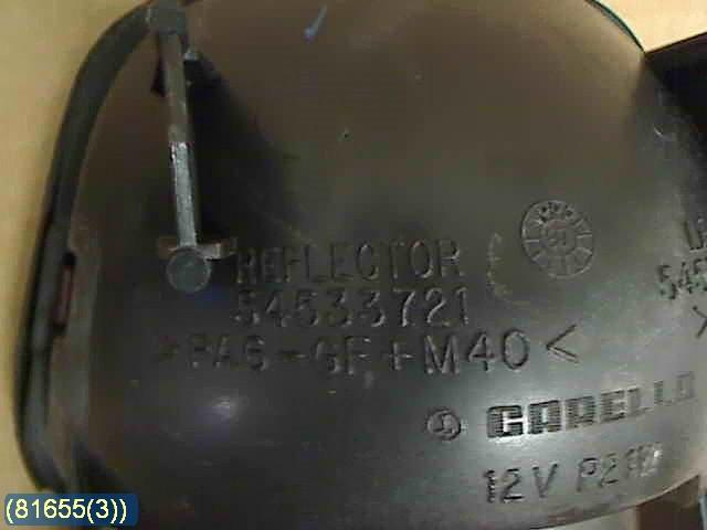 Bromsljus bakruta image