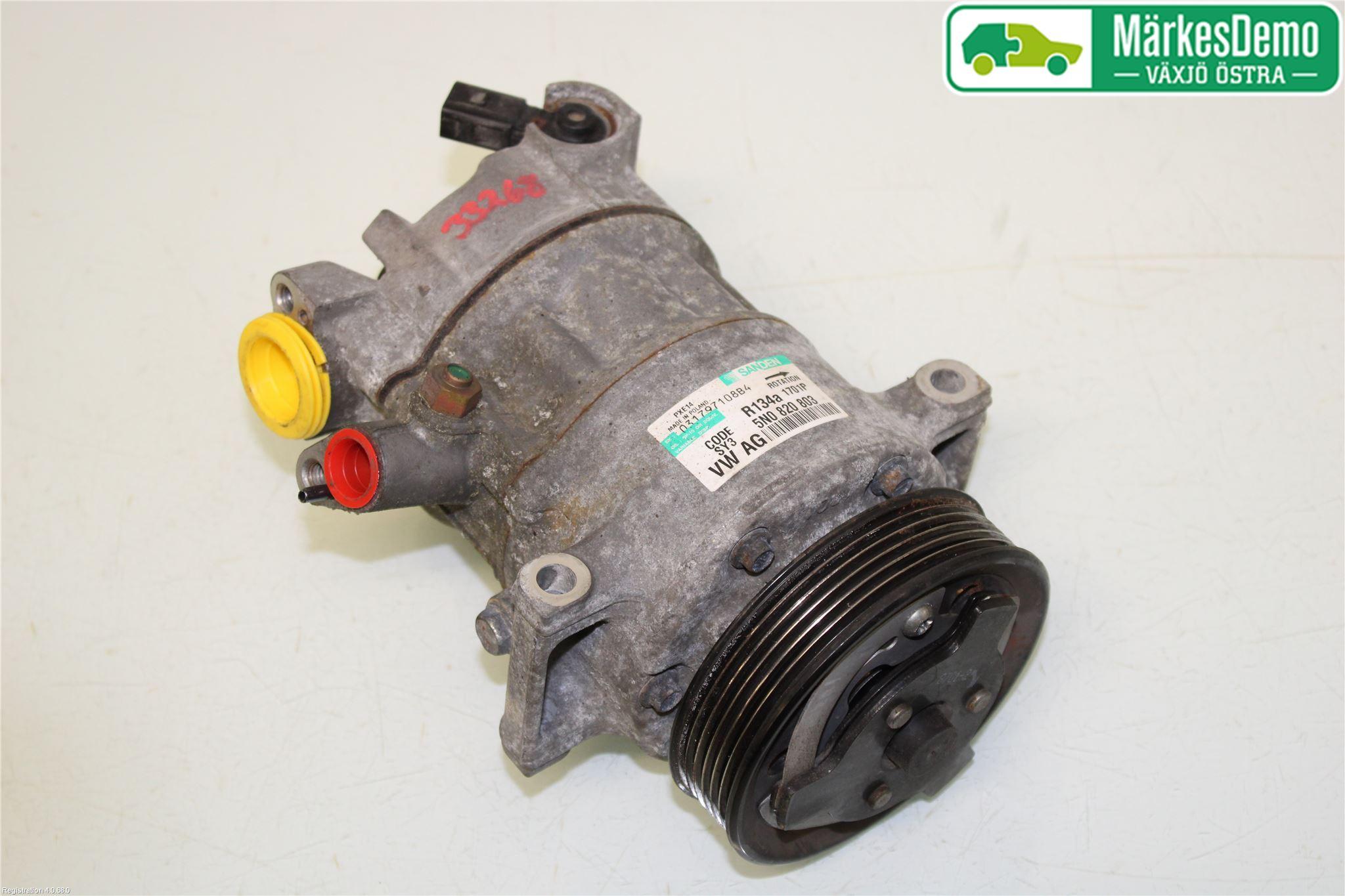 Ac kompressor - Sanden image
